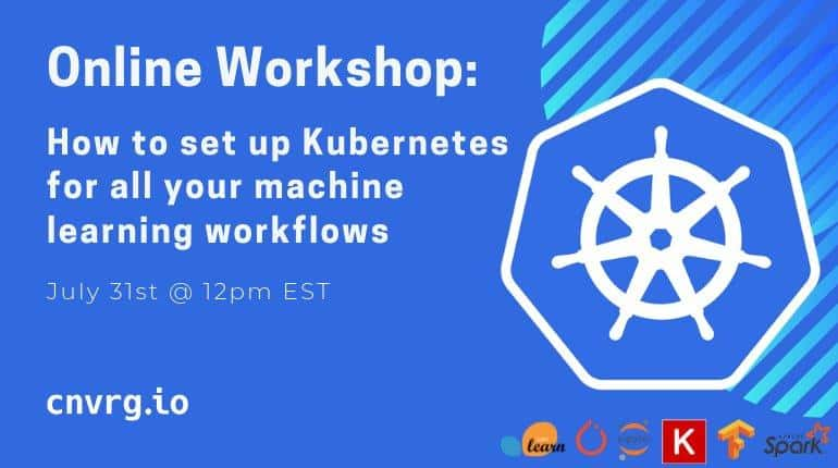 How to set up Kubernetes for machine learning
